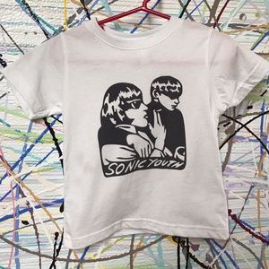 """""""Sonic Youth"""" Youth 2T tee too cool for pre school"""